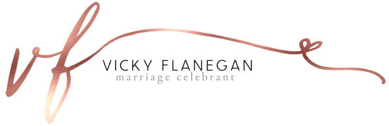 Vicky Flanegan- Adelaide Marriage Celebrant